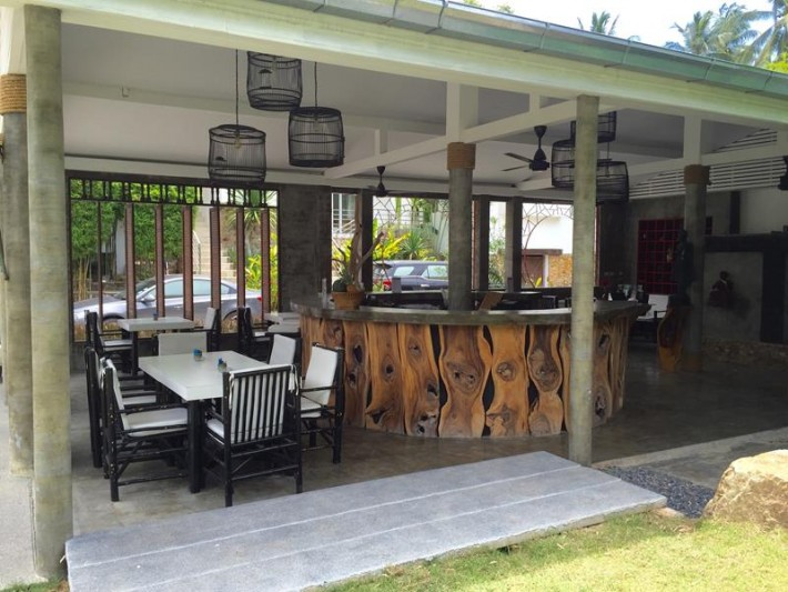 S471: KOH SAMUI VILLA WITH SEPARATE STUDIO FOR SALE & RENT