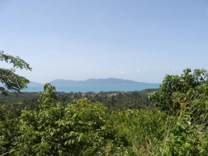 S827: BEAUTIFUL SEA VIEW KOH SAMUI LAND PLOT FOR SALE