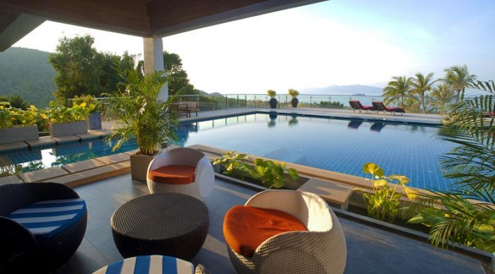 12 BED SEA VIEW VILLA