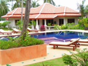 S591: KOH SAMUI POOL VILLA FOR RENT