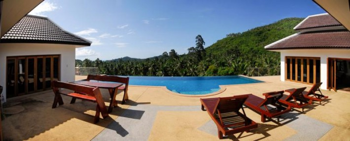 S580: KOH SAMUI VILLA FOR RENT WITH GREAT VIEWS