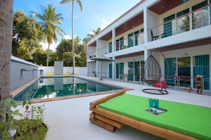 S707: KOH SAMUI HOLIDAY CONDO FOR RENT