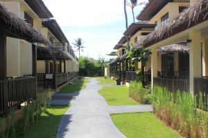 S496: BEACHSIDE KOH SAMUI TOWNHOUSE FOR SALE