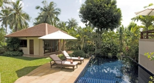 GARDEN VILLA WITH POOL