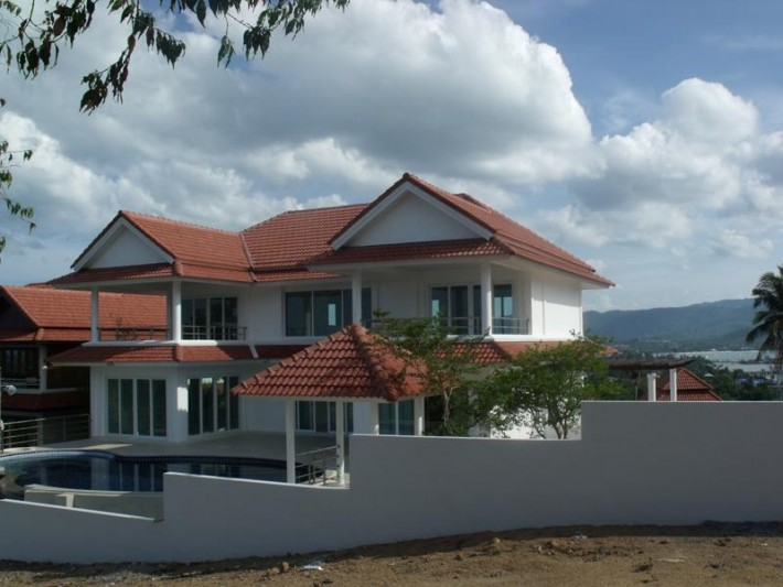 S713: DOUBLE SEA VIEW VILLA