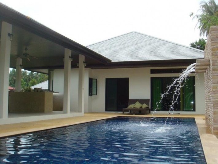 PRIVATE VILLA WITH POOL