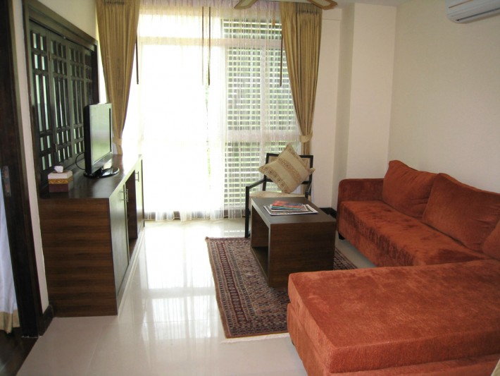 3 BED APARTMENT IN RESORT