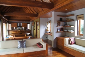 S482: BEAUTIFUL MODERN TEAK KOH SAMUI VILLA FOR SALE & RENT