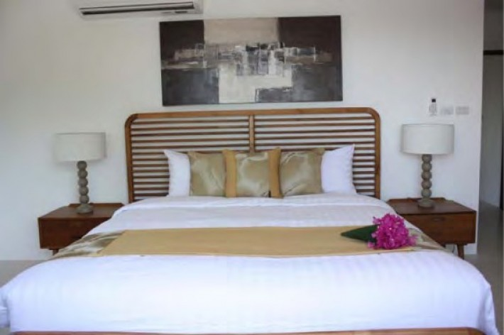 S442: KOH SAMUI POOL VILLA FOR RENT
