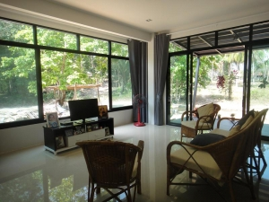S663: KOH SAMUI HOUSE FOR SALE IN THE JUNGLE