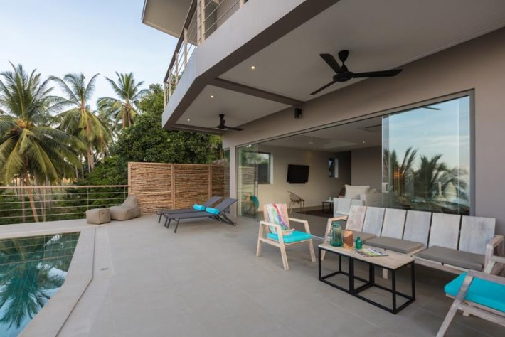 S1315: CONTEMPORARY VILLA FOR RENT