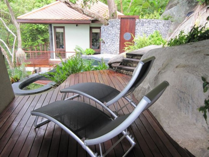 S173: SUNSET ROCK VILLA