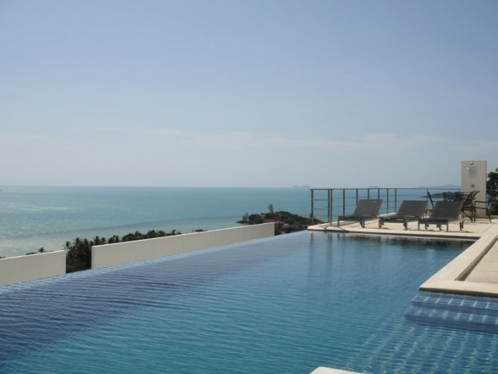 S125: KOH SAMUI PROPERTY - 180 DEGREE VIEWS