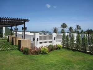 S168: 2 BED KOH SAMUI APARTMENT IN RESORT FOR RENT