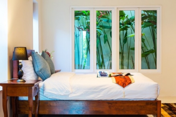 KOH SAMUI PROPERTY - HILLSIDE TOWNHOUSE