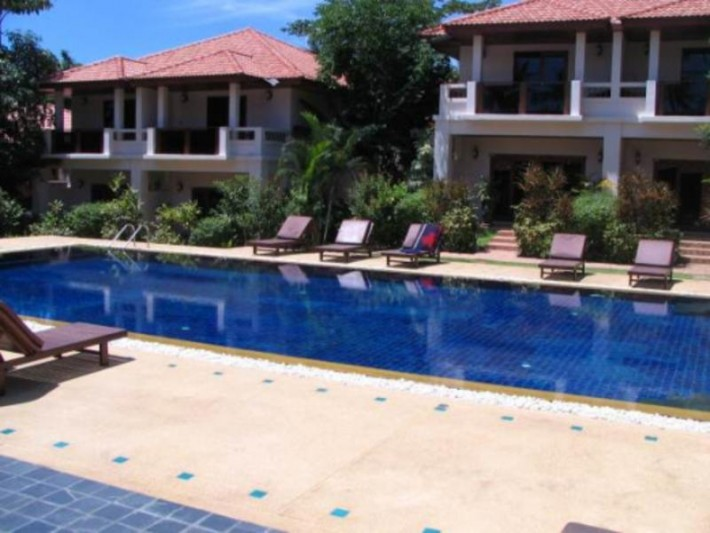 S659: KOH SAMUI TOWNHOUSE FOR RENT