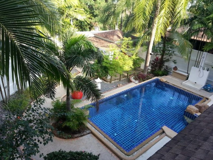 S893: KOH SAMUI VILLA IN PRIME LOCATION FOR SALE & RENT