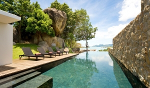 S569: SPACIOUS AND OPEN LIVING KOH SAMUI VILLA FOR SALE