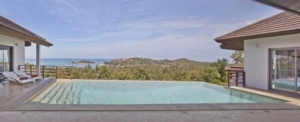S1007: LUXURY SEA VIEW KOH SAMUI VILLA FOR SALE