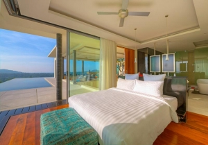S620: LUXURY KOH SAMUI VILLA FOR SALE WITH MANY SPECIAL FEATURES