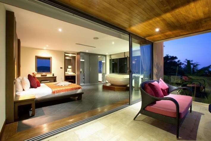S362: STUNNING SEA VIEW KOH SAMUI VILLA FOR RENT