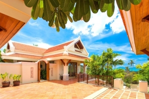 S147: KOH SAMUI VILLAS FOR SALE & RENTAL WITH MAGNIFICENT SEA VIEWS