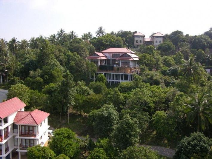 S1422: SEA VIEW KOH SAMUI VILLA FOR RENT