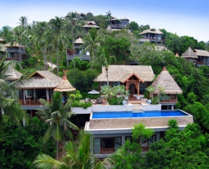 KOH SAMUI VILLAS - FOR THE HIGH END INVESTOR