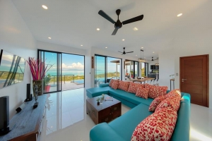 S1384: KOH SAMUI PROPERTY - RELAX WITH BREATHTAKING VIEWS