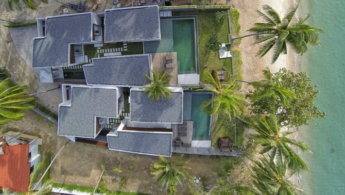 S302: LUXURY KOH SAMUI BEACHFRONT VILLAS FOR SALE