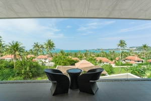 S1219: EXTENSIVE KOH SAMUI SEA VIEW VILLA - 8% ROI GUARANTEED