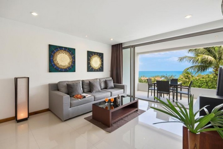 S1410: SEA VIEW KOH SAMUI CONDO FOR RENT