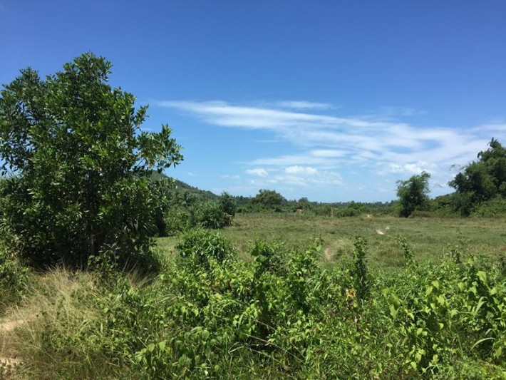 2.05 RAI FLAT LAND IN QUIET AREA