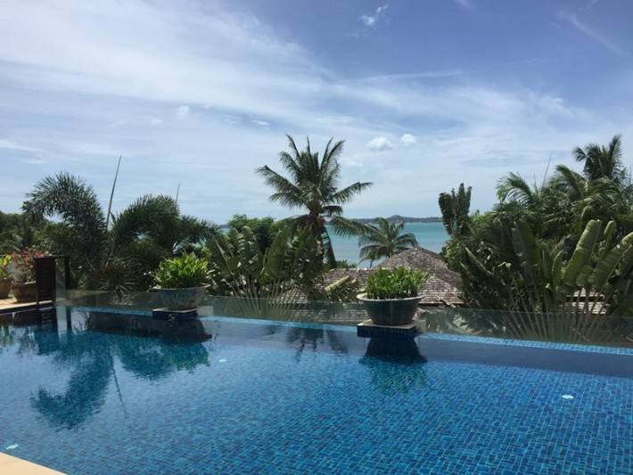 S950: LUXURY KOH SAMUI BEACHSIDE RESIDENCE FOR SALE