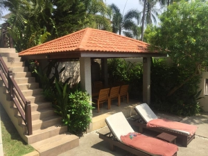 S952: KOH SAMUI TOWNHOUSE FOR SALE WITH PARTIAL SEA VIEWS