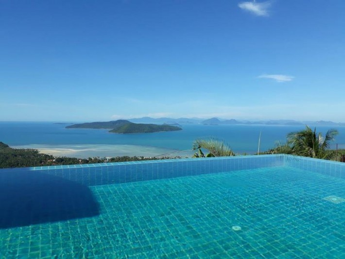 KOH SAMUI PROPERTY - VILLA WITH VIEWS