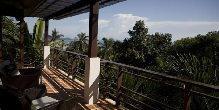 S1346: KOH SAMUI VILLA FOR SALE WITH BREATHTAKING PANORAMIC VIEWS