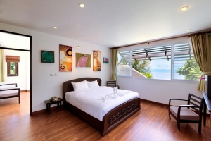 S1390: KOH SAMUI PROPERTY - BEACH VILLA FOR RENT