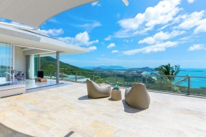 """THE ONE"" AND ONLY SAMUI VILLA FOR SALE"