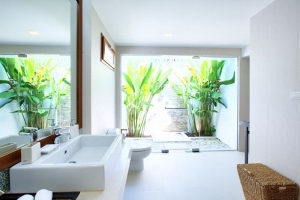 S1385: KOH SAMUI VILLAS - SUNSET / SEA VIEW SAMUI VILLA FOR RENT