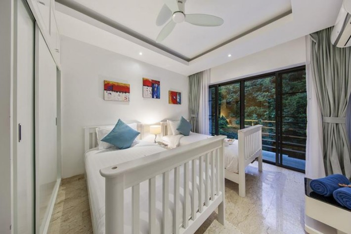 KOH SAMUI VILLAS - MODERN VILLA WITH SEA VIEWS