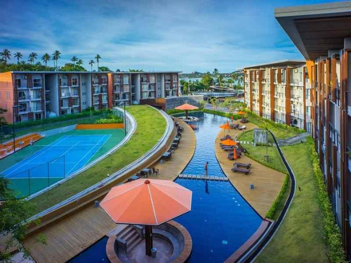 S564: KOH SAMUI CONDO FOR RENT WITH TOP WITH FACILITIES