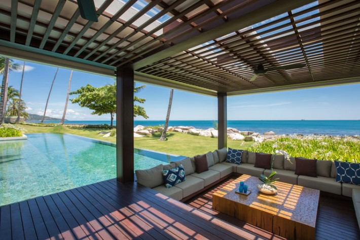 QUIET & LUXURY BEACH VILLA