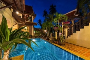 S428: PRIVATE VILLA OR BOUTIQUE HOTEL