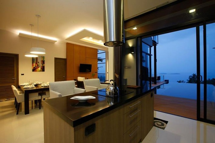 S1406: DESIGNER KOH SAMUI VILLA FOR RENT