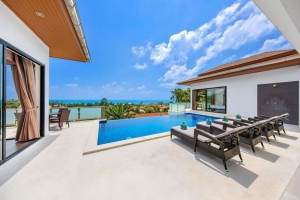 ONE LEVEL SEA VIEW VILLA
