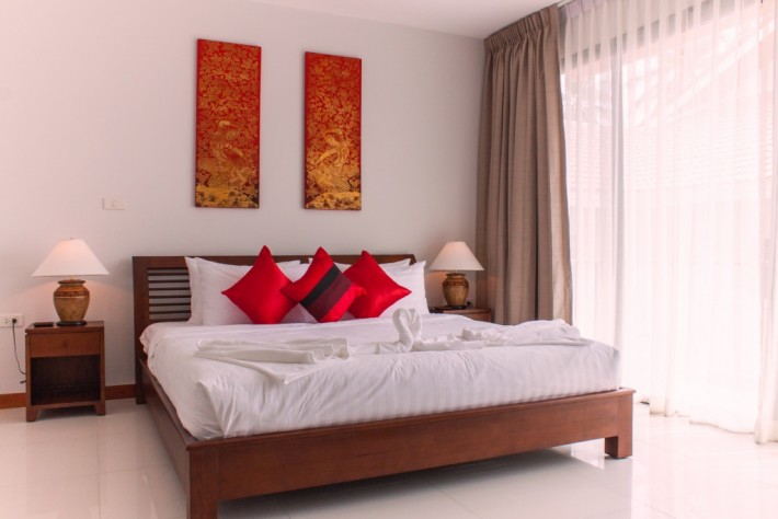 S986: KOH SAMUI TOWNHOUSE FOR RENT