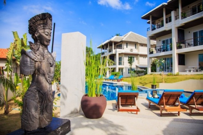 S1303: ECONOMIC KOH SAMUI TOWNHOUSE FOR SALE