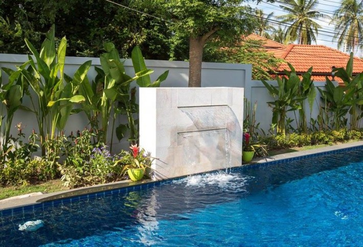 S1355: KOH SAMUI VILLA FOR RENT IN CENTRAL YET PEACEFUL LOCATION