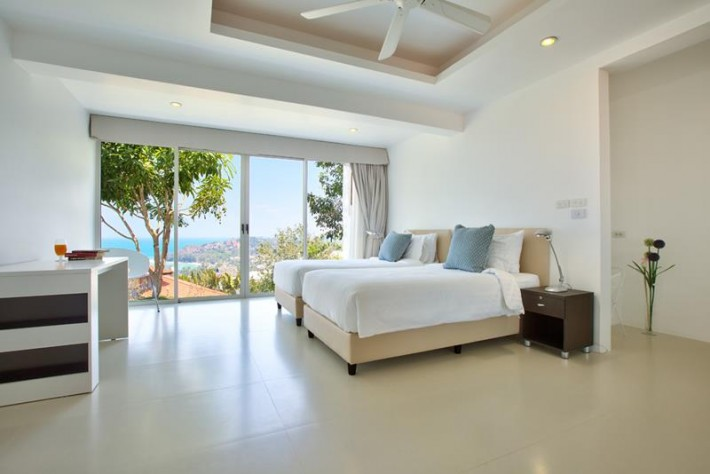 S1372: KOH SAMUI PROPERTY - LUXURY SAMUI HOLIDAY VILLA